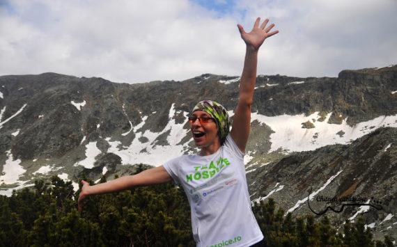 La mulți ani mie! Vârful Parângul Mare, munții Parâng – partea a 2-a