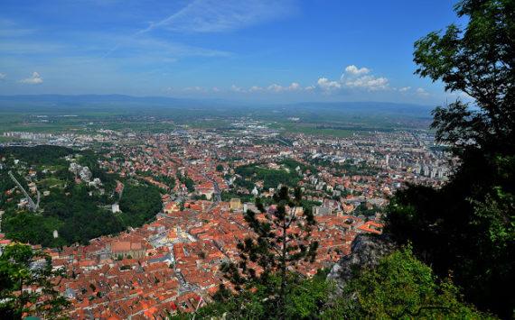 Dublă aniversare în familie!  Plimbări la înălțime prin Brașov
