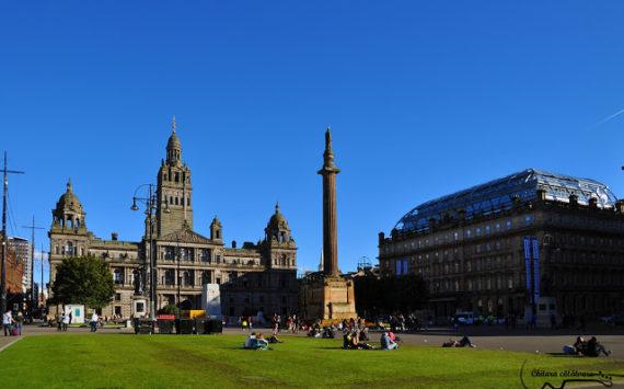 Scotia si Irlanda 2016 –  ziua 1 – Bine te-am gasit, Glasgow!