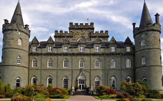 Scotia si Irlanda 2016 –  ziua 3 – Loch Lomond, castelul Inveraray, golful Oban