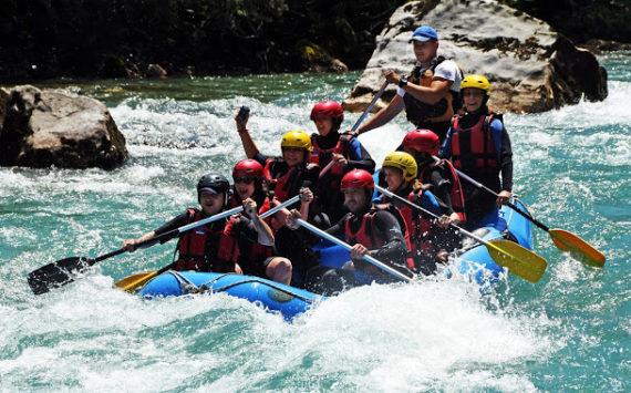 Bosnia si Serbia 2017 – ziua 2 – rafting pe Tara