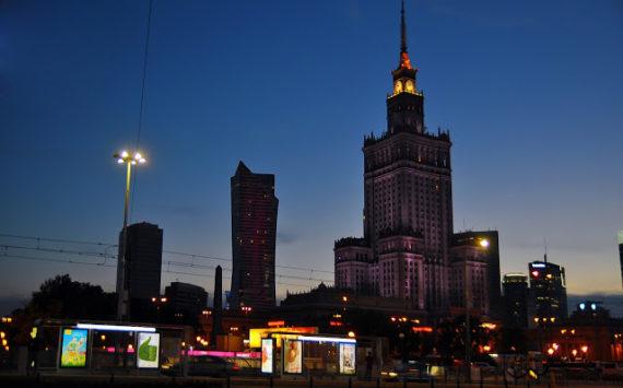 Varsovia 2017, ziua 1 – prima zi solo intr-un citybreak