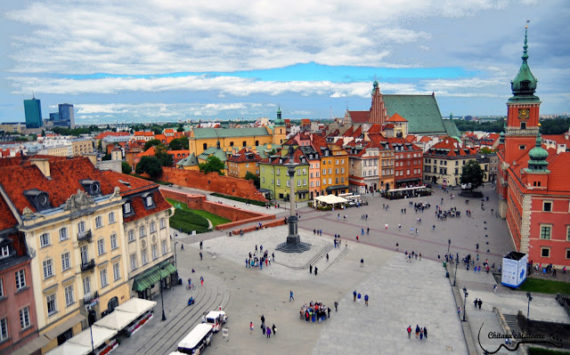 Varsovia 2017 – ziua 2 – la pas prin Orasul minunilor
