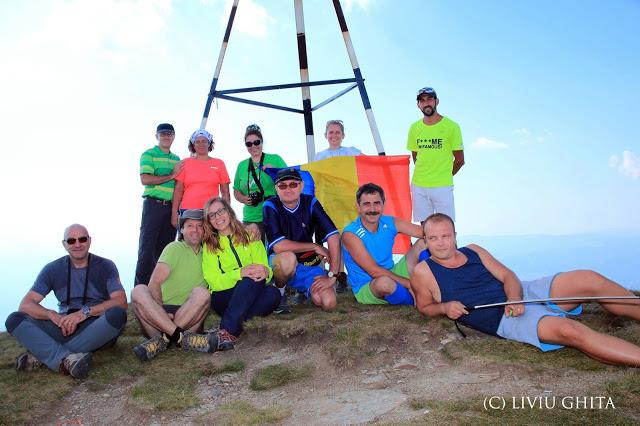 Intalnirea Drumetii Montane in Parang – Vf Parangul Mic si Piatra