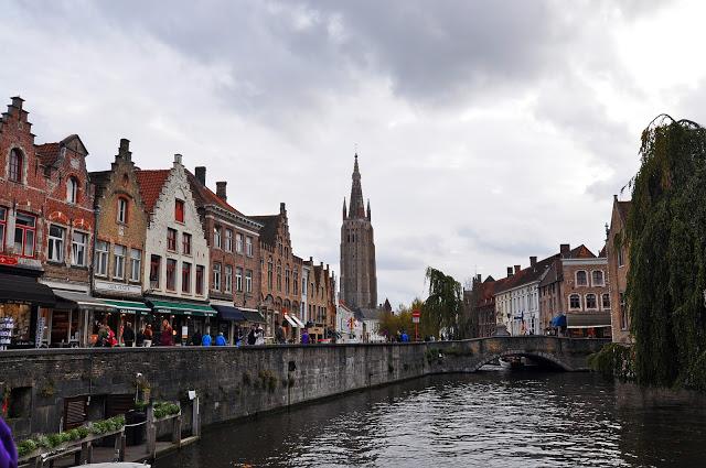 Concediu 2017, ziua 1 – Bine te-am gasit, Bruges!
