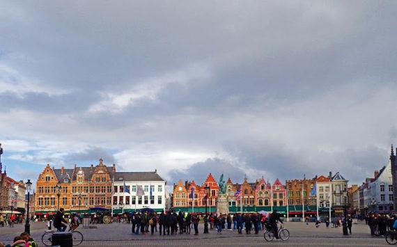 Concediu 2017, ziua 3 – La revedere, Bruges! Bine te-am gasit, Praga!