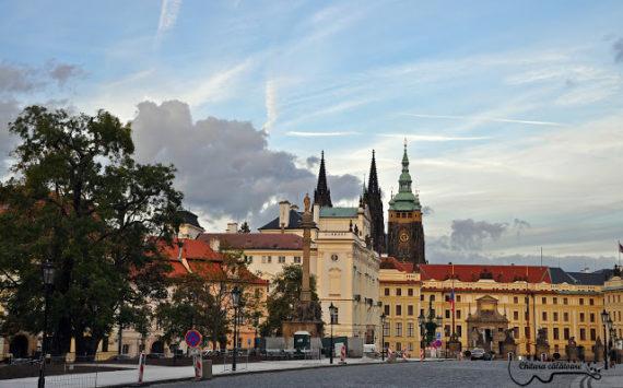 Concediu 2017 – ziua 09 – Tur ghidat si castelul din Praga