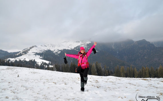 Plimbare in Bucegi, Vf Paduchiosu