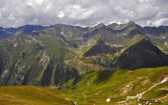 Nemarcat de Fagaras – Vf Museteica, Vf Mesteacanul, Vf Piscul Negru