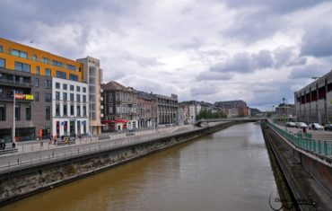 Belgia 2019, ziua 1 – Charleroi, paine buna si jacuzzi