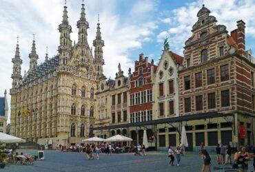 Belgia 2019, ziua 4 – Leuven si mina din Genk