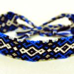 bratara-albastra