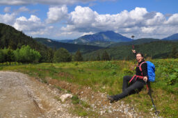 Bucegi: plimbare relaxata pana la Diham Phoenix