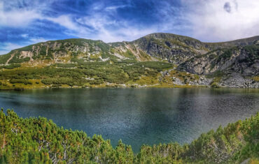 Muntii Parang: remarcare pana la lacul Galcescu
