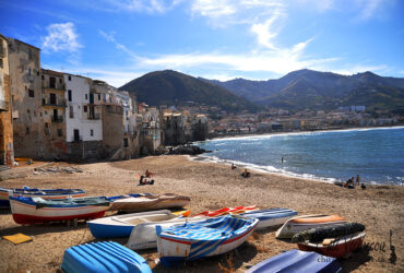 Palermo 2020, ziua 3 – Cefalu, o minune la mal de mare