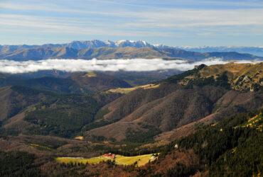 Ciucas: Vf Gropsoarele si Vf Ciucas cu plecare de la Muntele Roșu