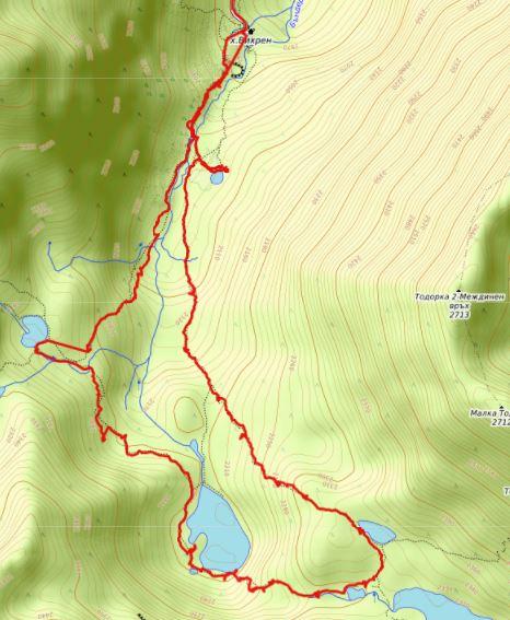 GM Circuitul celor 5 lacuri