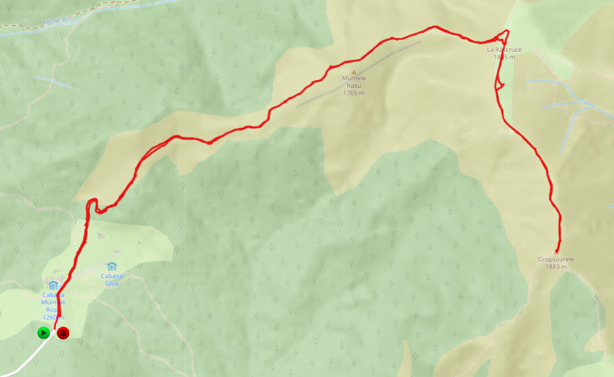 GM Muntele Rosu Gropsoarele